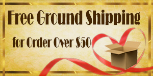 Free Shipping over $500