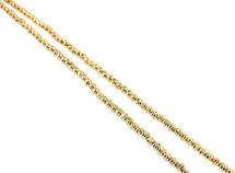 10K Gold Diamond Cut Chain