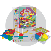 Logi shape set for children to learn shapes and patterns