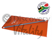 Aerobic Mat ORANGE (1.2m X 0.6m X 25mm) DISCOVERY VITALITY