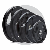 Tri Grip Olympic Weight Plates