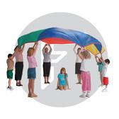 12 Handle Parachute