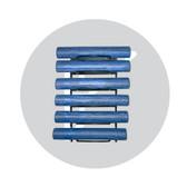 Foam Roller Storage Rack (Floor)