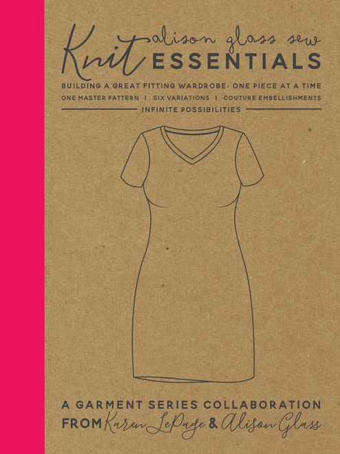 Alison Glass Knit Essentials - Alison Glass - Dressmaking Pattern