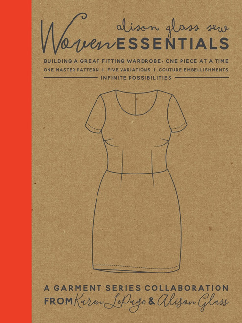 Alison Glass Woven Essentials - Alison Glass - Dressmaking Pattern