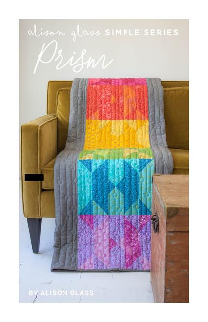 Prism Quilt - Alison Glass - Alison Glass Quilt Pattern