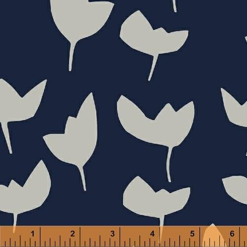 Emmi Denim - Hemma - Lotta Jansdotter - Windham Fabrics - COMING SOON