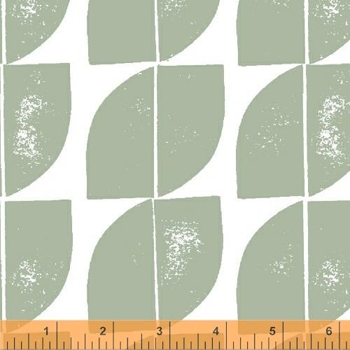 Cocca Celadon - Hemma - Lotta Jansdotter - Windham Fabrics - COMING SOON