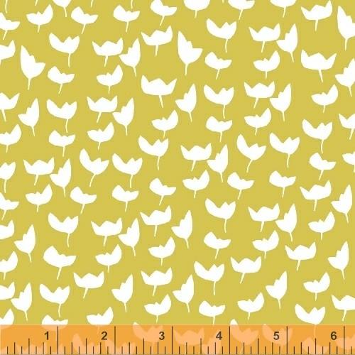 Lilla Emmi Citron - Hemma - Lotta Jansdotter - Windham Fabrics - COMING SOON