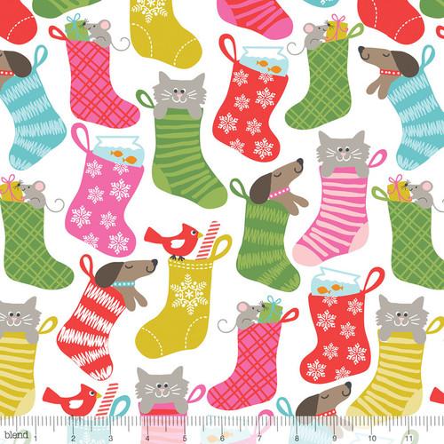 Stocking White - Even a Mouse - Maude Asbury - Blend