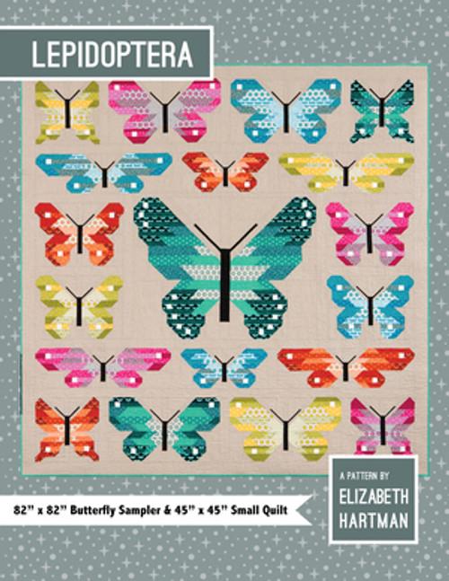 Lepidoptera - Elizabeth Hartman - Quilt Pattern