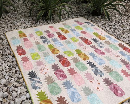 Pineapple Farm - Elizabeth Hartman - Quilt Pattern