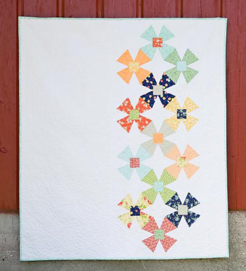 Holland Mills - Fresh Lemon Quilt - Quilt Pattern