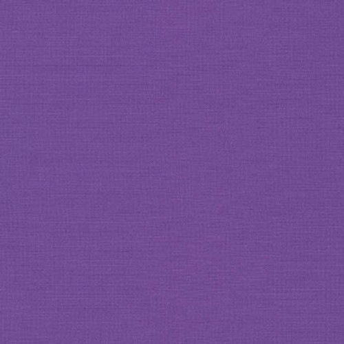 Kona Cotton, Heliotrope, available from Purple Stitches, UK