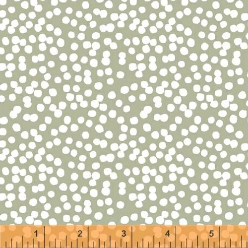 Lilla Hemendu Celedon - Lilla - Lotta Jansdotter - Windham Fabrics