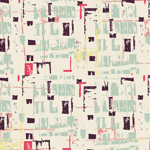 Tuner Tumble Viola - Heart Melodies - AGF Studio - Art Gallery Fabrics