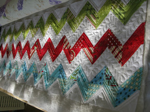 Free Motion Quilting with Trudi Wood at Purple Stitches, North Hampshire, UK