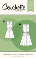 Sewaholic - Harwood Dress