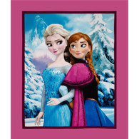 Disney Frozen Panel - Multicolour - Springs Creative Products