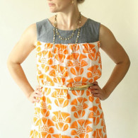 Ruby Dress - Made by Rae Sewing Patterns