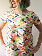 Beatrix Top - Made by Rae Sewing Patterns