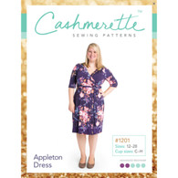 Appleton Dress -  Cashmerette Sewing Patterns