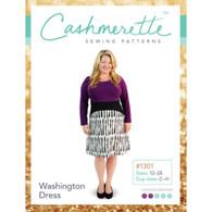 Washington Dress -  Cashmerette Sewing Patterns
