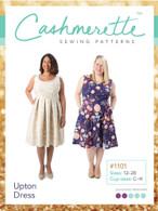 Upton Dress -  Cashmerette Sewing Patterns
