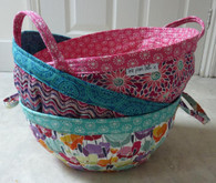 Sew a project basket - 20th August 2016