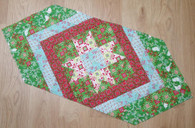 Make a Christmas Patchwork Runner - Patchwork workshop - 8th & 15th October 2016