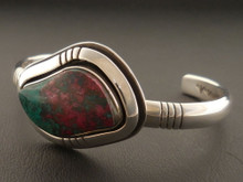 Authentic Native American Handmade Bracelet by Leroy Begay