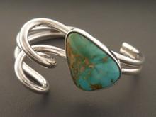 Leroy Begay's Signature Twist Bracelet Navajo Handmade