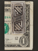 Authentic Native American Money Clip