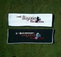 Bayonet Black Horse Logo Towel