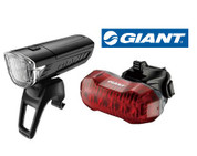 GIANT NUMEN COMBO FRONT AND REAR LIGHT SET