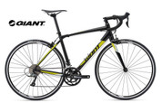 2018 GIANT CONTEND 2 (SATIN/BLACK/YELLOW/WHITE)