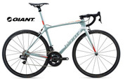 2018 GIANT TCR ADVANCED SL 0 RED E-TAP