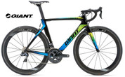 2018 GIANT PROPEL ADVANCED PRO 0 (CARBON SMOKE/BLACK/GREEN)