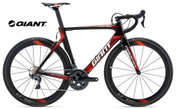 2018 GIANT PROPEL ADVANCED PRO 1 (CARBON SMOKE/RED/WHITE)