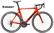 2018 GIANT PROPEL ADVANCED 2 ( NEON RED/BLACK)