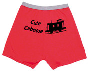 Cute Caboose Boxers