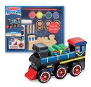 Create-A-Craft Train
