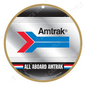 Amtrak Logo Plaque