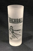 Highball Double Shot Glass