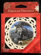 Big Boy Porcelain Ornament