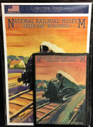 National Railroad Museum Eisenhower Patch