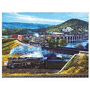 Rockville Bridge 500-piece Puzzle by SunsOut