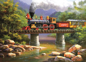 The Lexington Express 500-piece Puzzle by SunsOut