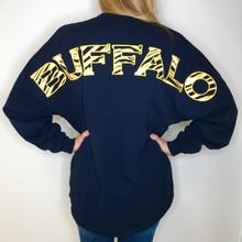 Buffalo Hockey Zubaz Spirit Jersey