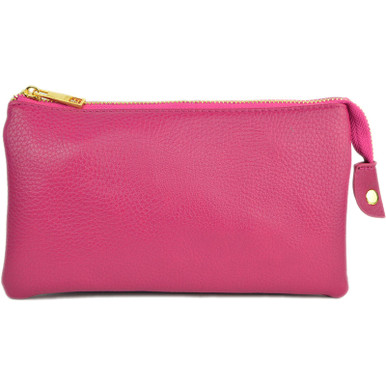 Perfect Core Clutch Hot Pink